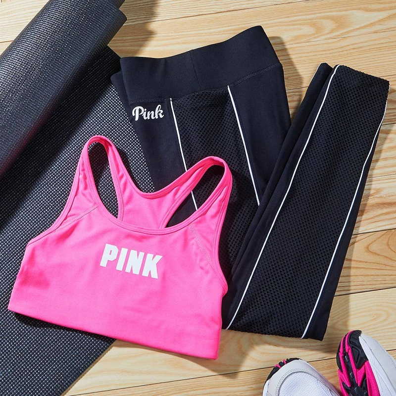 VS PINK All Day Sports Bras $12.95 – Today Only (Regularly $29) *EXPIRED*