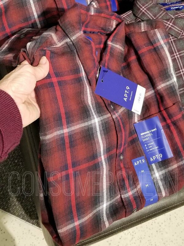 Seriously Soft Flannel Shirts for Men $15.29 at Kohl's (Reg. $40!)*EXPIRED*