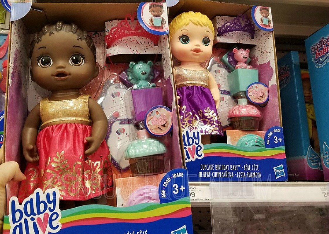 25% Off Baby Alive & Accessories + FREE Shipping! *EXPIRED*