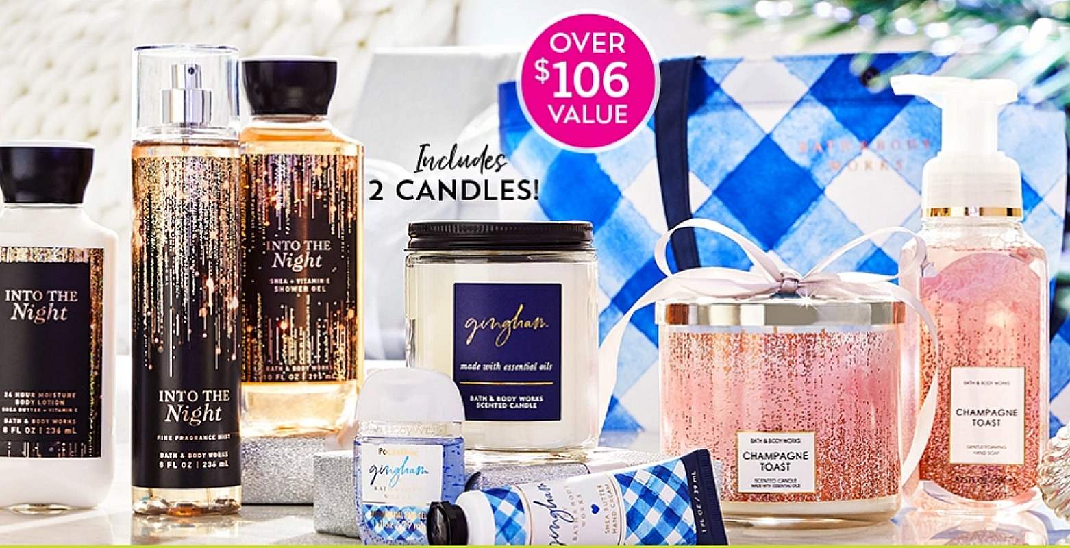 Black Friday Bath & Body Works Deals – $4.95 Body Care & More! *EXPIRED*