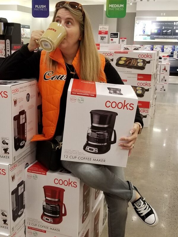 cooks 12 cup coffee maker at jcpenney