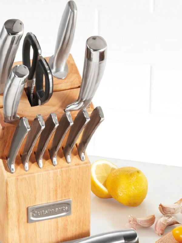 Cuisinart Professional Series 15-pc. Cutlery Block Set $76.49 + FREE Shipping (Reg. $170) *EXPIRED*