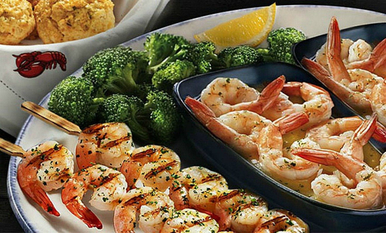 endless shrimp at red lobster