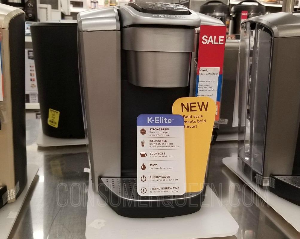 Keurig Coffee Makers as Low as $63.99 + $15 Kohl's Cash *EXPIRED*