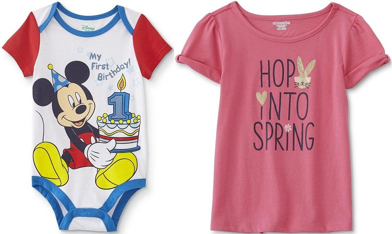 kids clearance apparel at sears