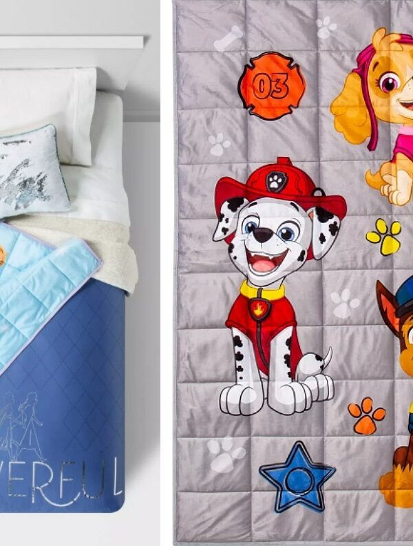 kids weighted blankets at target