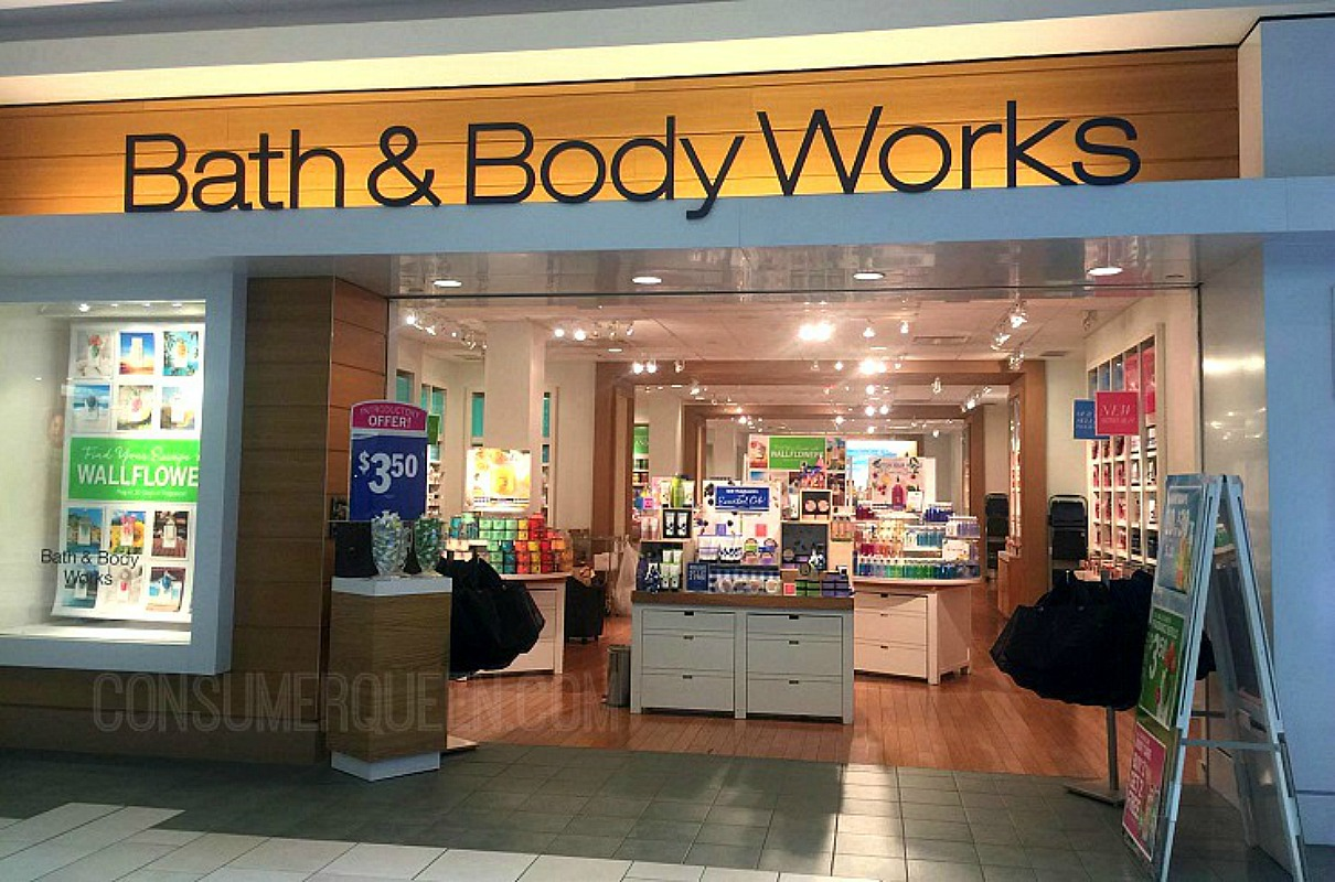 last chance deals at bath & body works