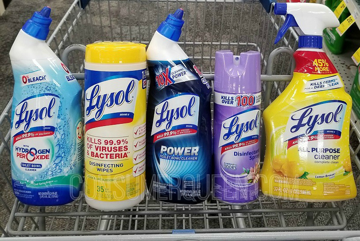 lysol products at cvs