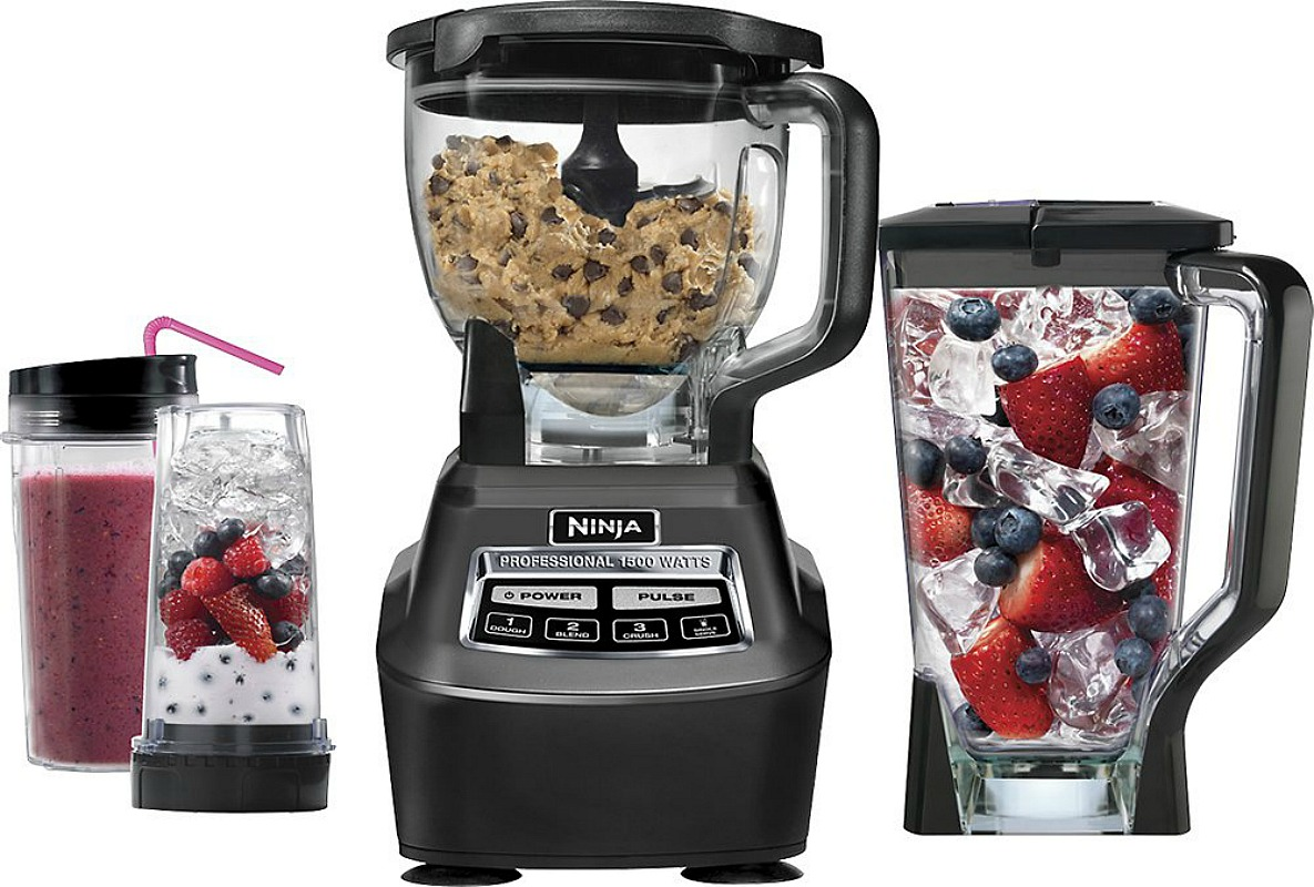 ninja mega kitchen system blender at best buy