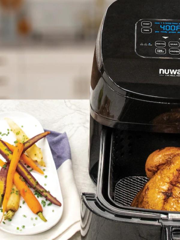 Nuwave Brio 4.5-qt. Air Fryer $59.99 + FREE Shipping + $10 Kohl's Cash (Reg. $120) *EXPIRED*