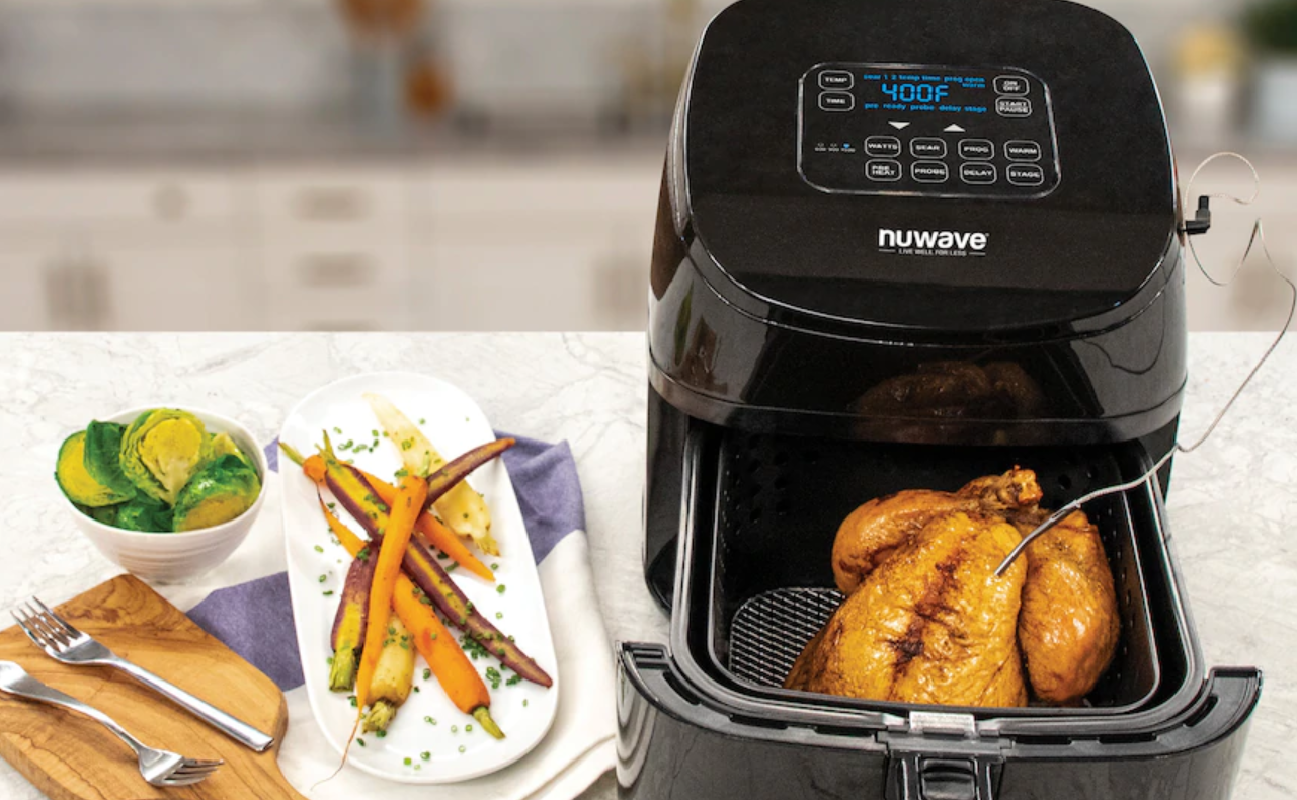 nuwave brio air fryer at kohls