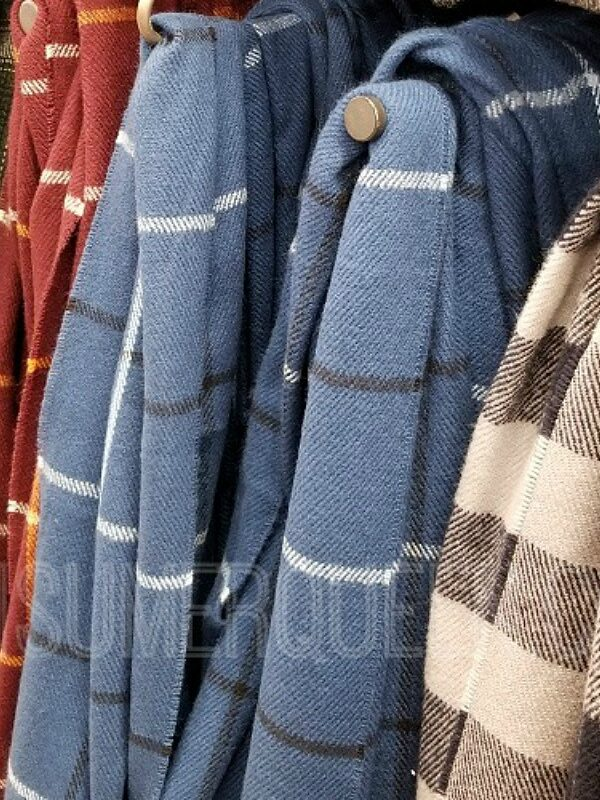 old navy flannel scarves