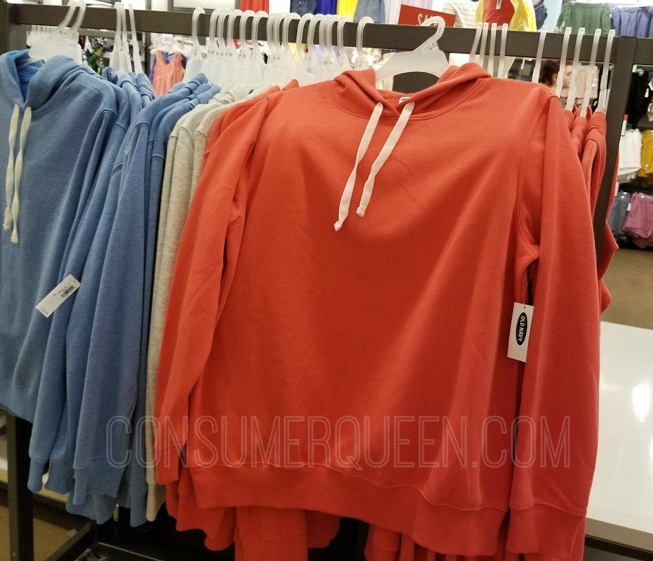 old navy hoodies and jackets