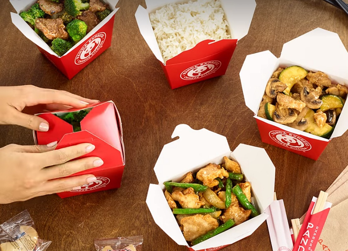 20% Off Any Family Feast Meal at Panda Express