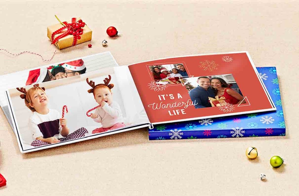 Photo Books ONLY $7.49 With Free In-store Pickup at Walgreens (Reg. $29.99!)