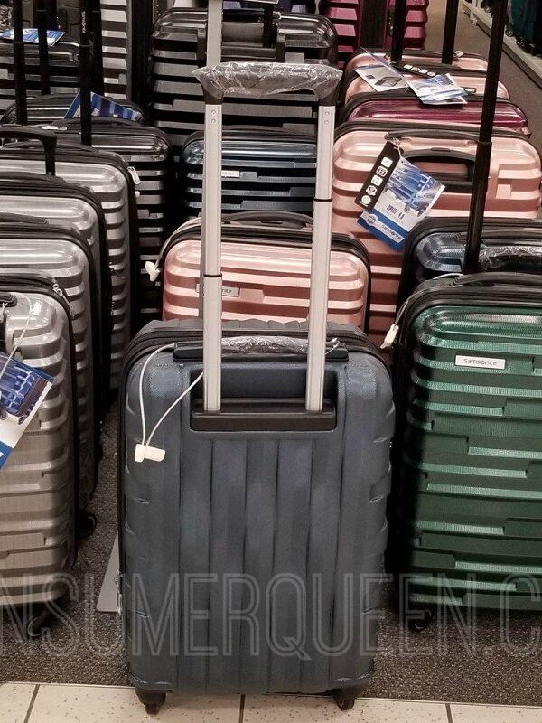 samsonite hardside spinner luggage at kohls