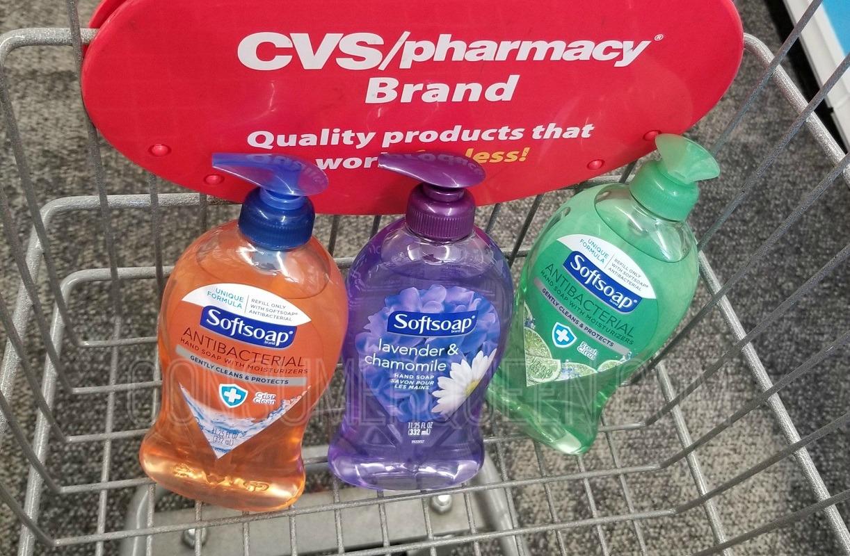 Softsoap Hand Soap $1.00 at CVS After Rewards – Surprise Deal!