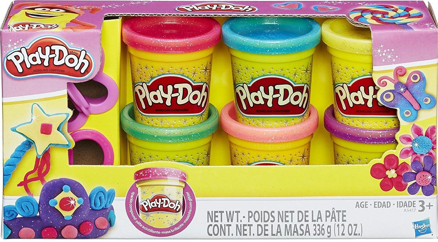 Play-Doh Sparkle Collection on Amazon