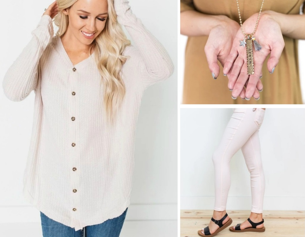 Stocking Stuffers 4/$20 – Tees, Jeggings, Jewelry & More + FREE Shipping!