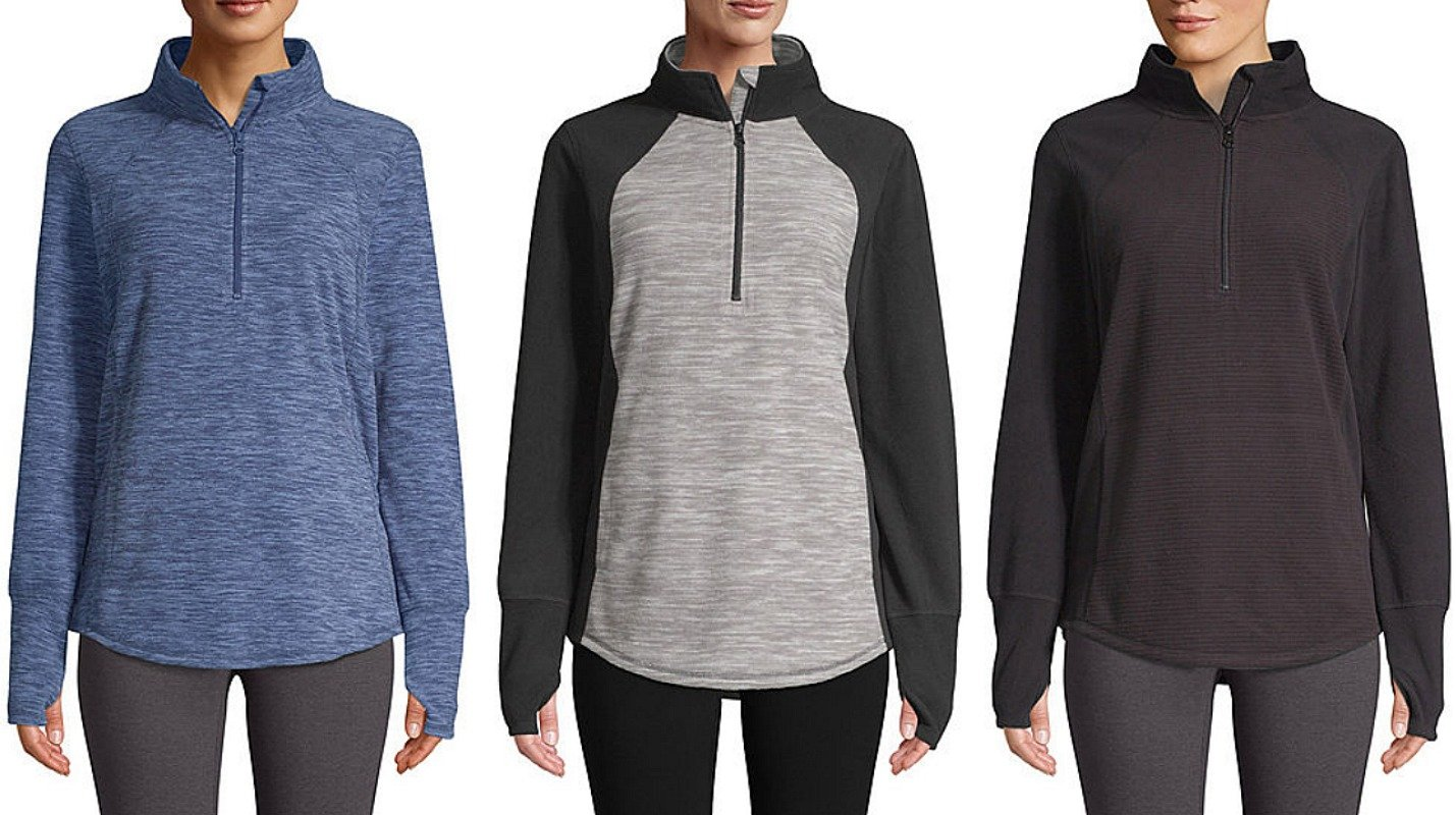 Women's Fleece Pullovers Only $6.99 at JCPenney (Regularly $27!)*EXPIRED*