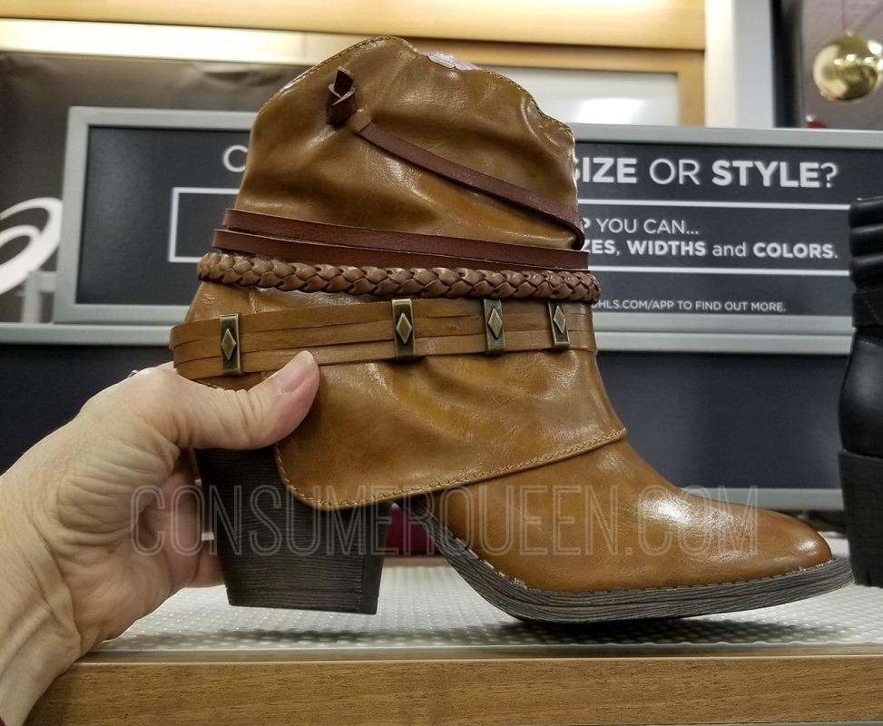 womens boots at kohls