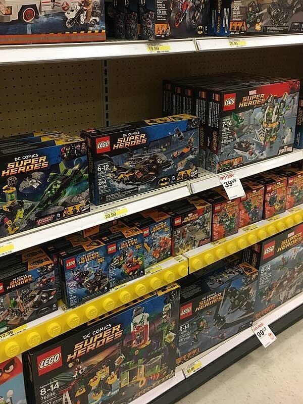 Hurry! LEGO Sets up to 40% Off at Target – Don't Miss!