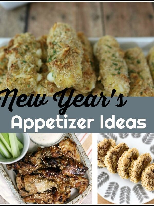 New Year's Appetizer Ideas