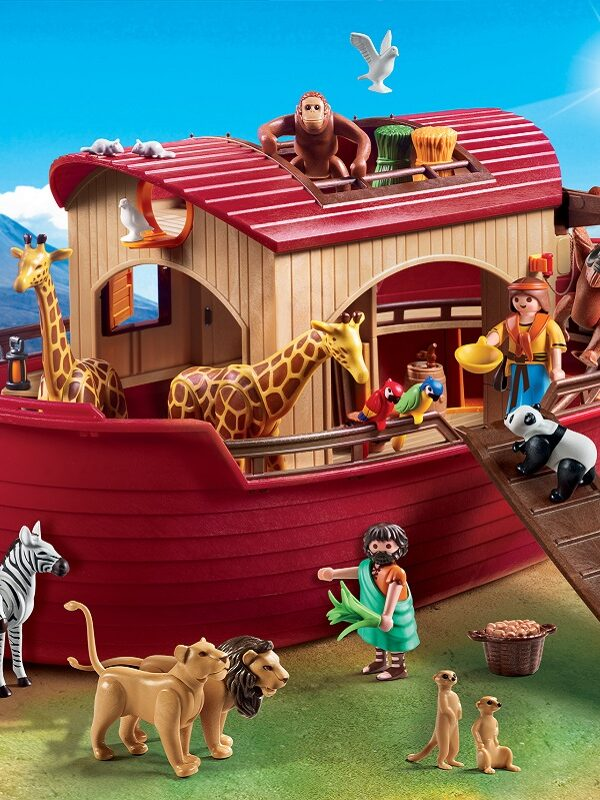 Playmobil Noah's Ark Set