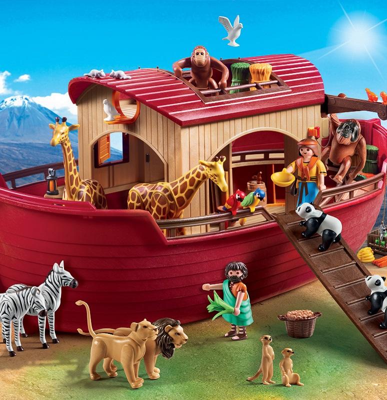 Playmobil Noah's Ark $42.97 at Walmart and Amazon (Reg. $69.99)