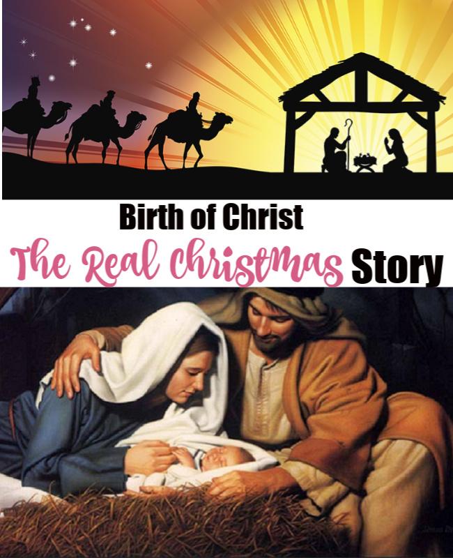 The Real Christmas Story - Birth of Jesus
