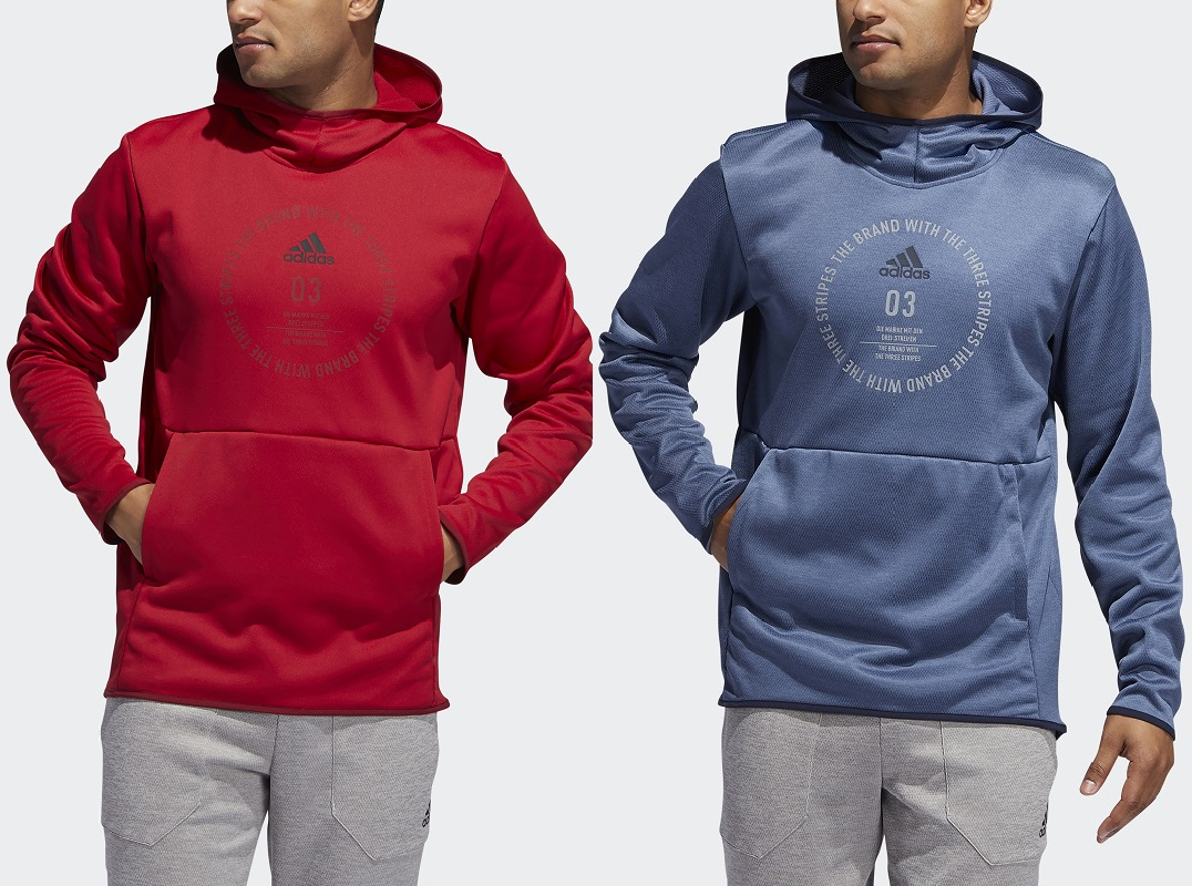 Adidas Hoodies for Men ONLY $25 + FREE Shipping (Reg. $55!)