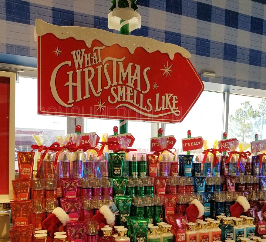 40% Off Everything at Bath & Body works