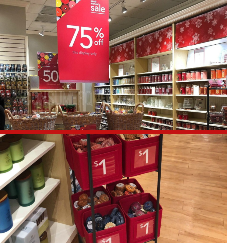 Yankee Candle Semi-Annual Sale is on NOW!