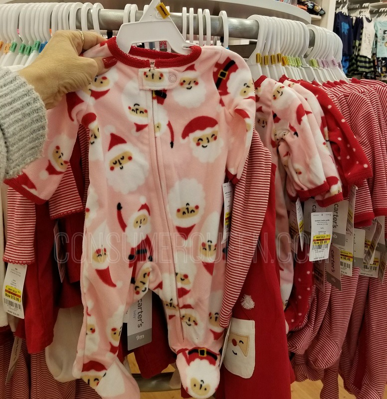Carters Pajamas ONLY $2.54 + More at JCPenney (Reg. $20!)