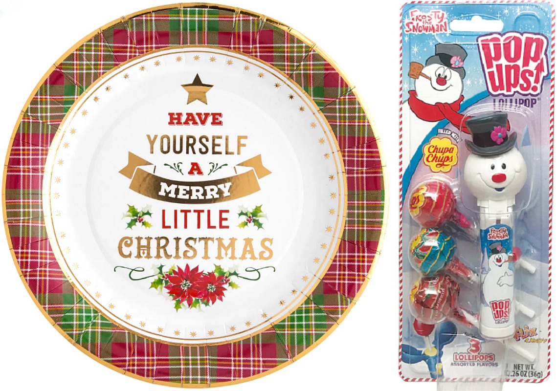 Michael's Christmas Party Supplies 60% Off – Starting at 90¢!