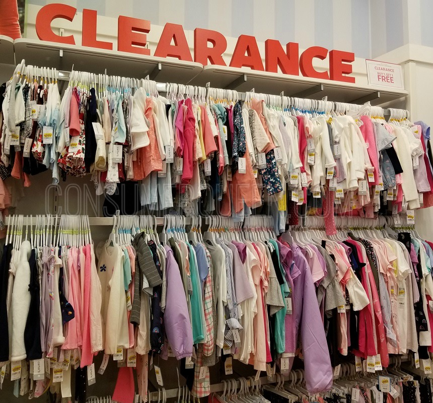 Clearance Items BOGO Free at Carter's + Free Shipping (as Low as $2.50!) *EXPIRED*
