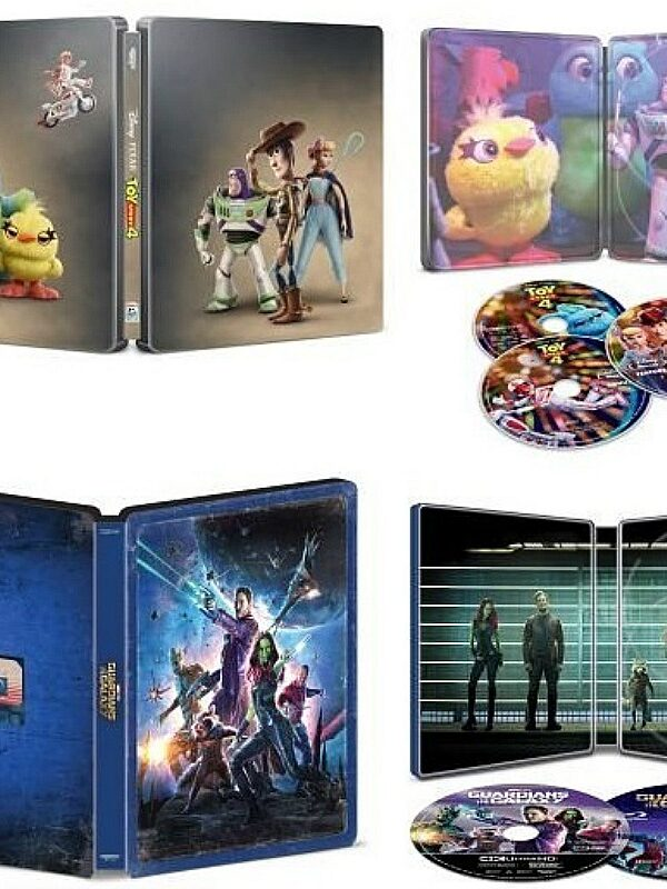 Disney & Marvel SteelBooks as Low as $9.99 (Reg. $35) – Today Only! *EXPIRED*