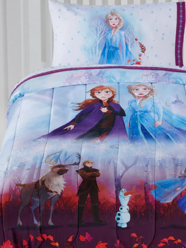 Disney's Frozen Bedding 60% Off at Kohl's – as Low as $24.64 (Reg. $59.99!)