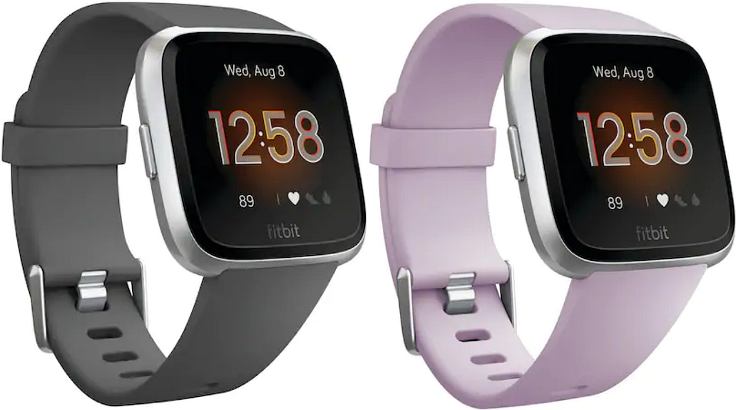 Fitbit Versa Lite Smart Watch $99.99 + FREE Shipping + $20 Kohl's Cash – Today Only! *EXPIRED*