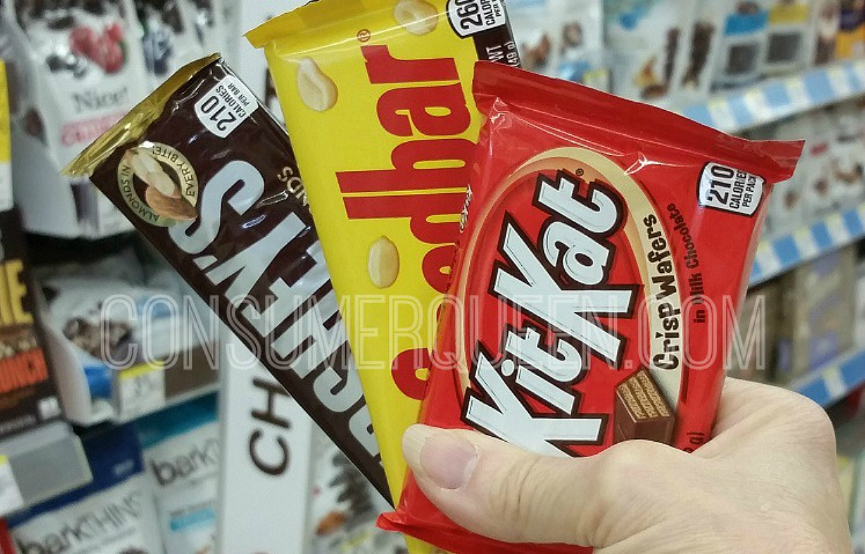 hersheys candy bars