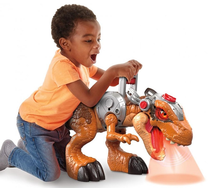 imaginex  jurassic world dinosaur at  walmart