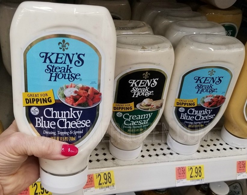 24 ounce kens dressing