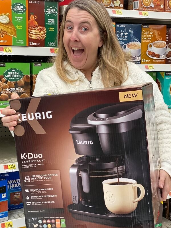 keurig k duo at walmart