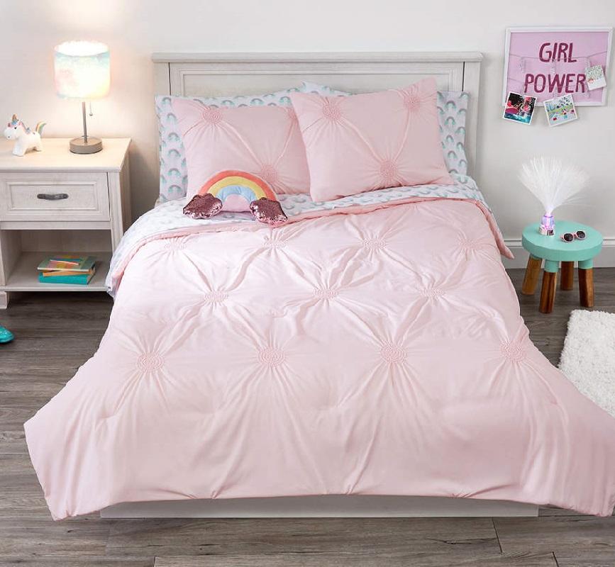 kids 3 piece comforter sets at big lots