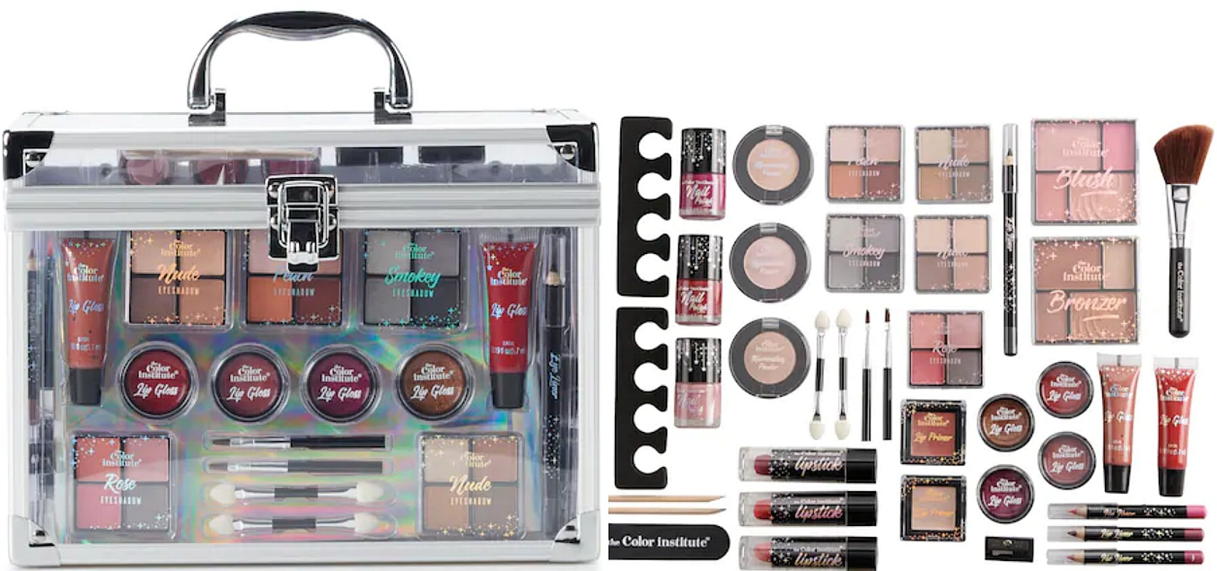 color designs makeup collection at kohls
