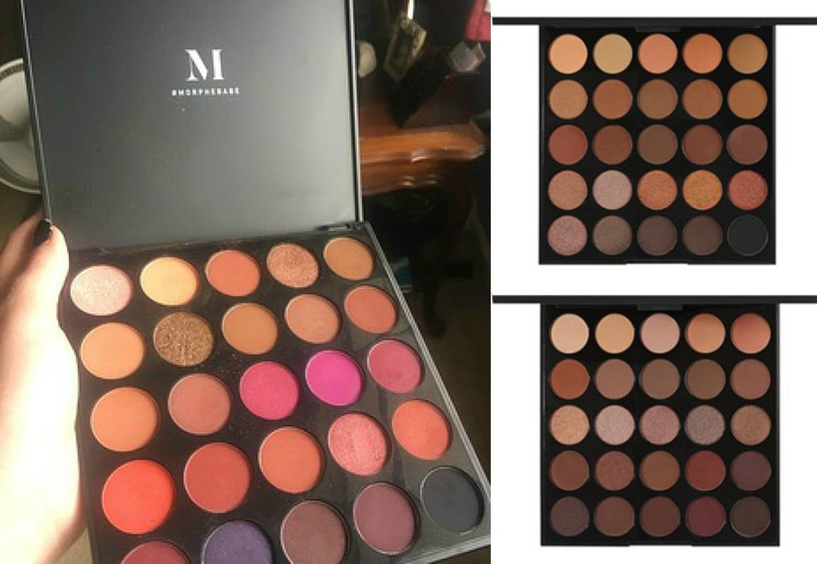 TWO Morphe Eyeshadow Palettes for $7.50 Each at Ulta (Reg. $19!) *EXPIRED*