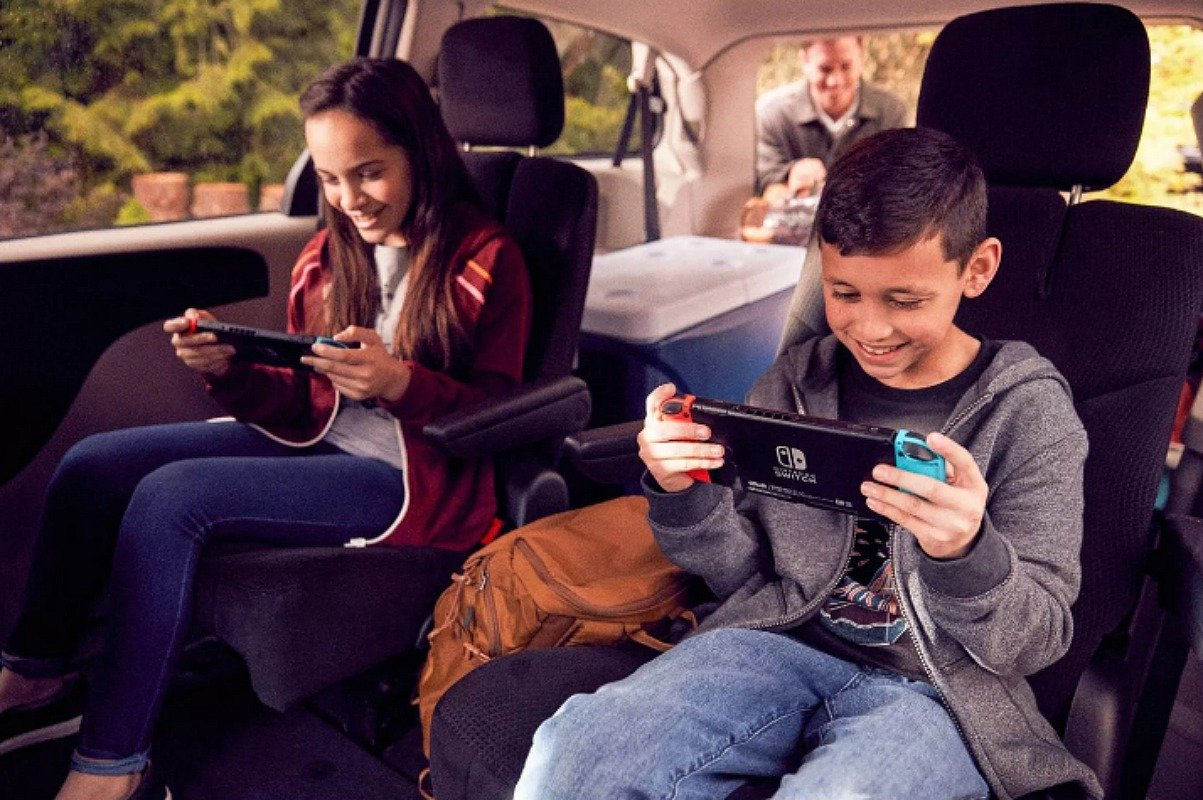 Nintendo Switch ONLY $299 + $30 Target Card + Free Shipping!