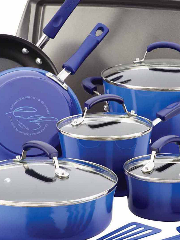 rachael ray classic brights cookware at jcpenney