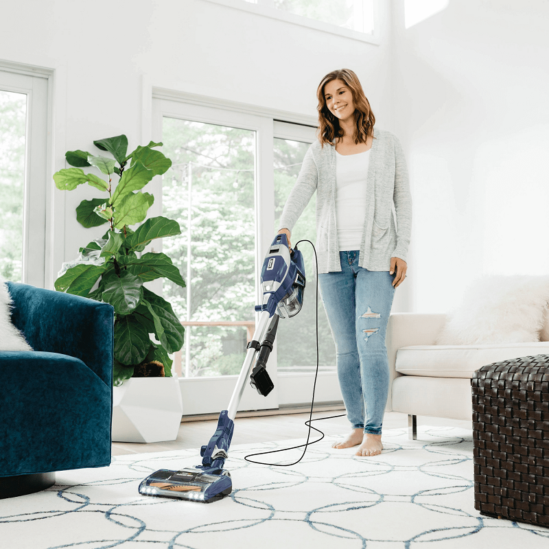 shark rocket self-cleaning vacuum