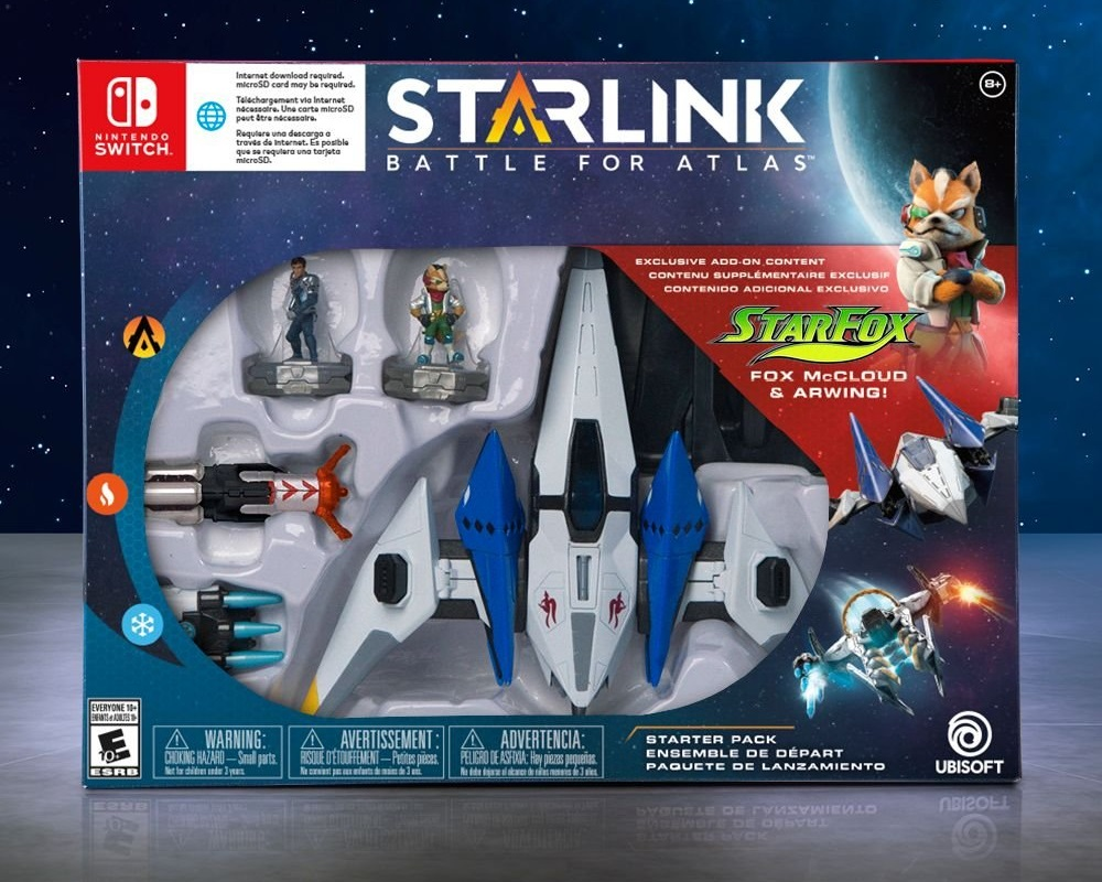 Nintendo Switch Starlink Battle for Atlas Pack ONLY $5.99 (Reg. $60)